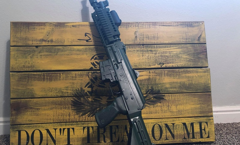 Aimpoint Micro T1 Who Needs