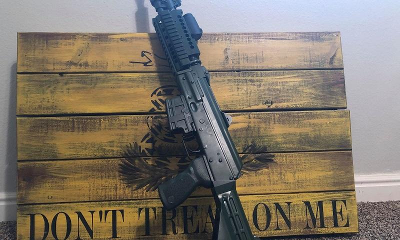 Zastava AK Pistol