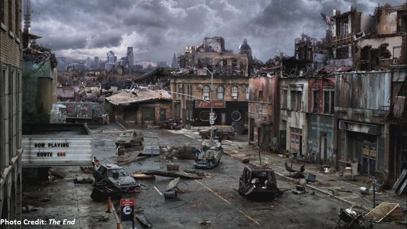 Apocalypse Places