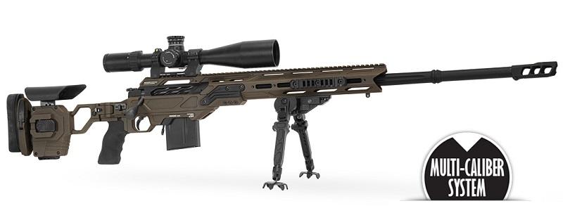 Cadex Kraken Precision Rifle