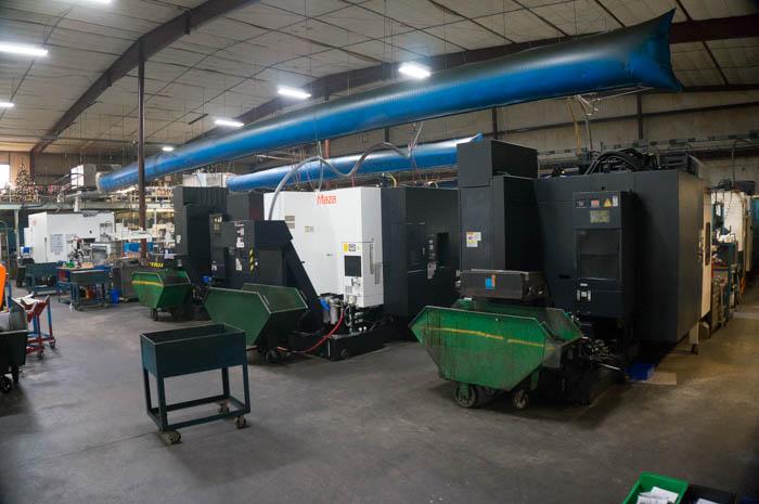 Kel-Tec CNC machines