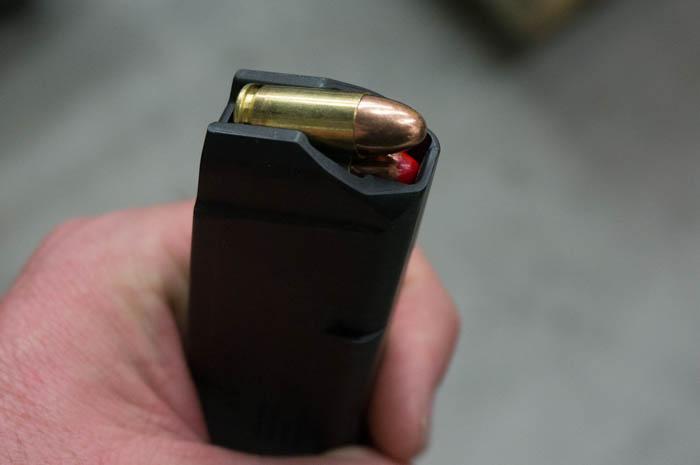Kel-tec QC 9mm ammo