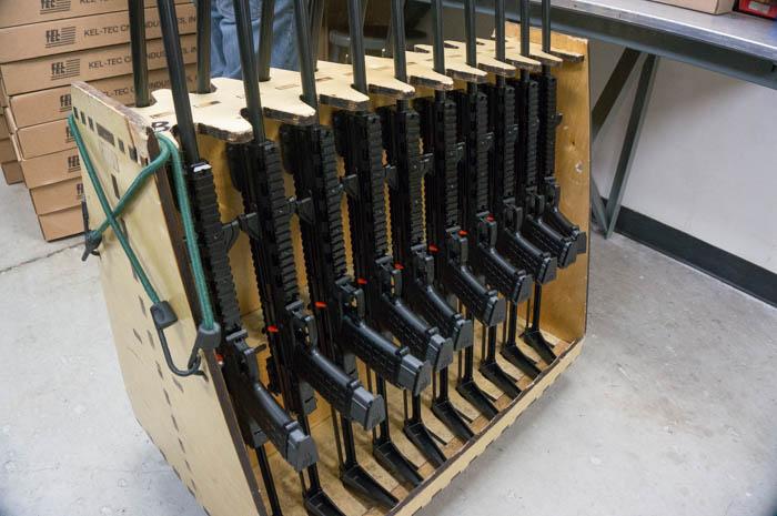Kel-Tec CMR carbines