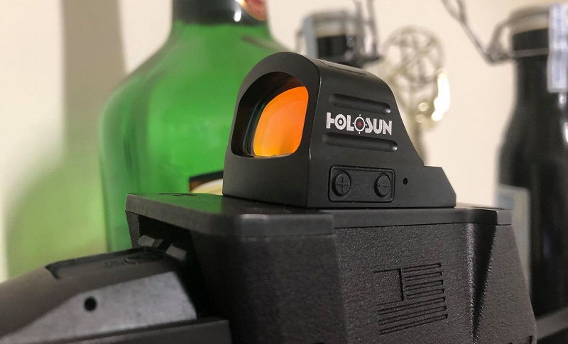 Holosun HS507C Reflex Sight Flux