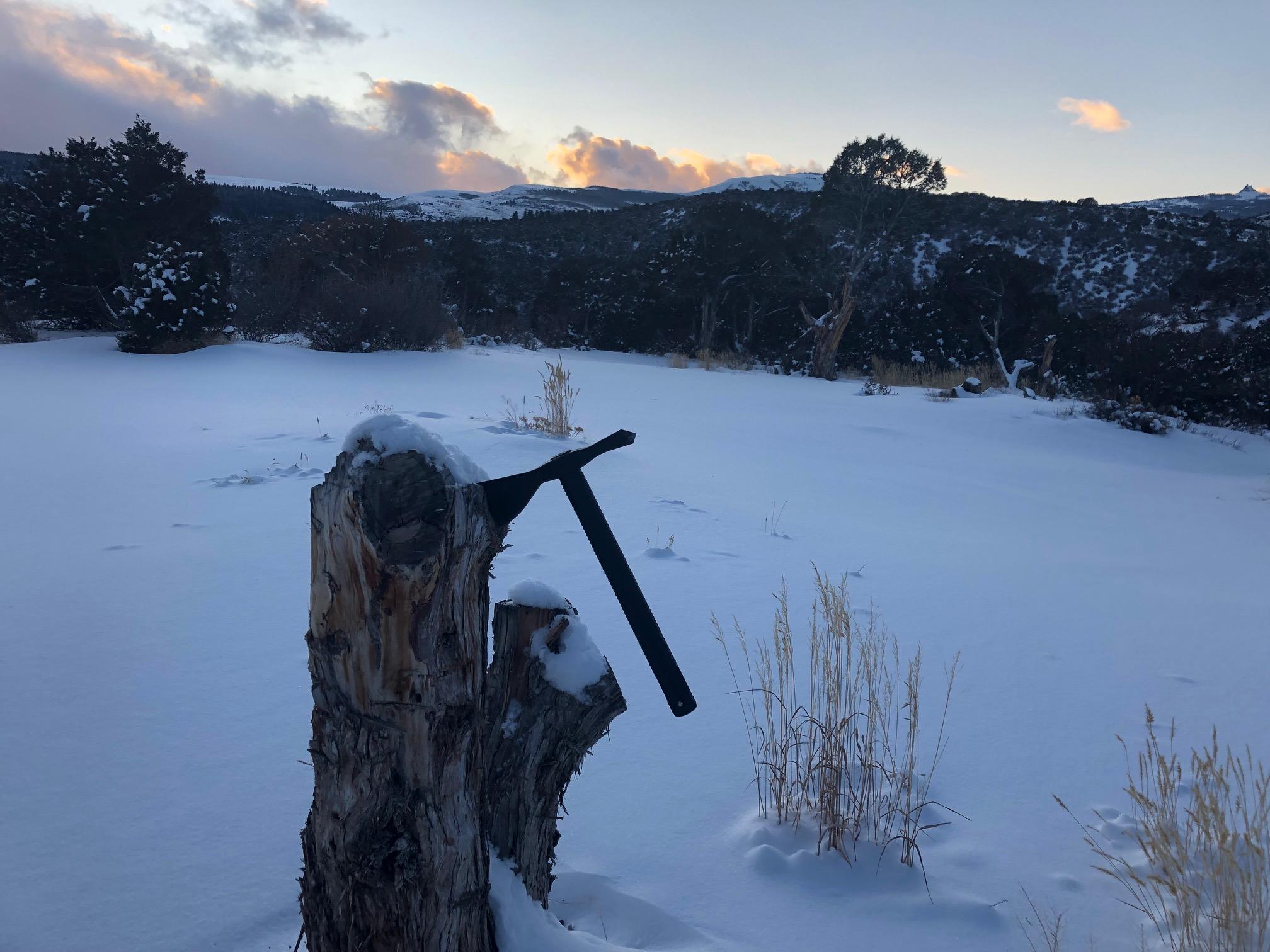 Tomahawk Model 1 Snow