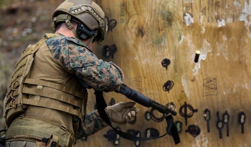 Mossberg Shotguns 500 Marines