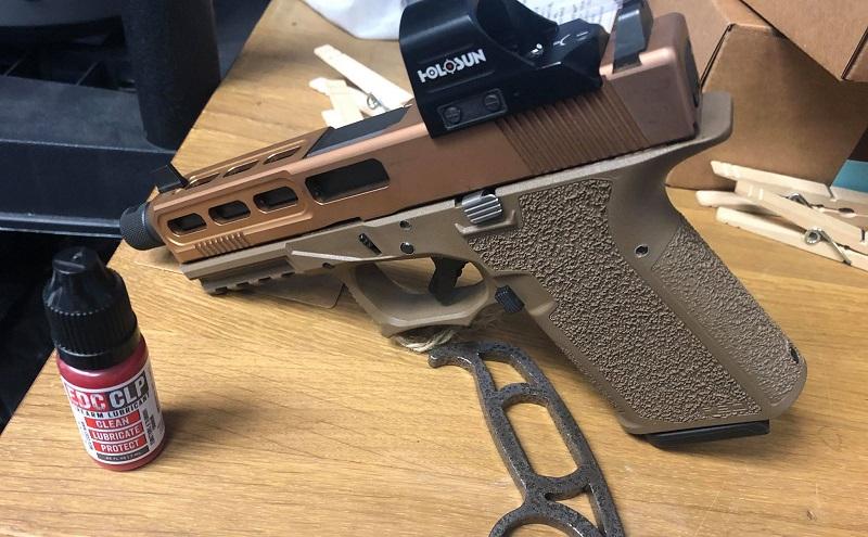 P80 Glock 19
