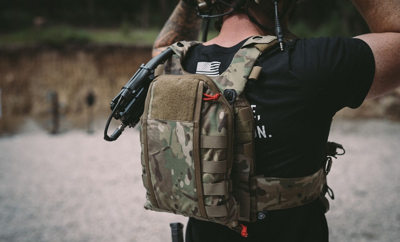 Advanced Slickster Plate Carrier Range