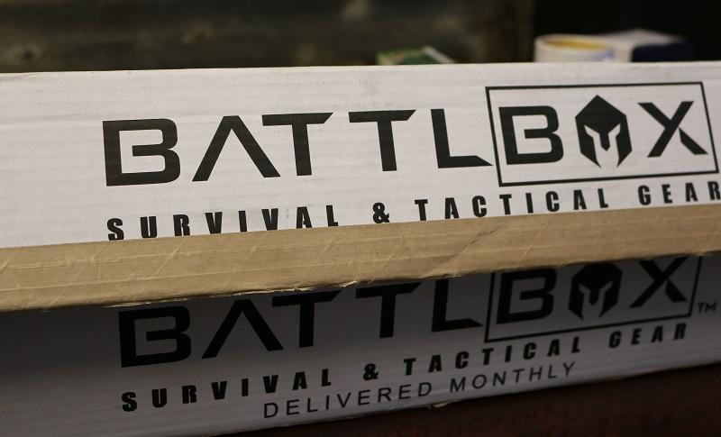 BattlBox Mission 57