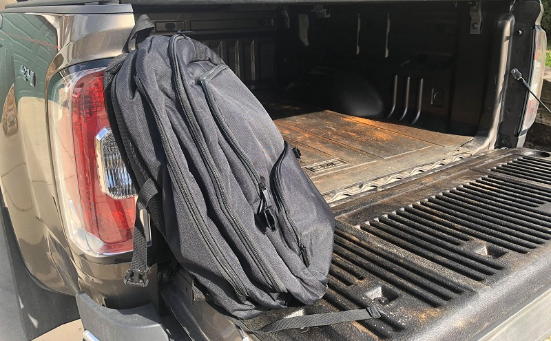 Big Bertha Range Backpack