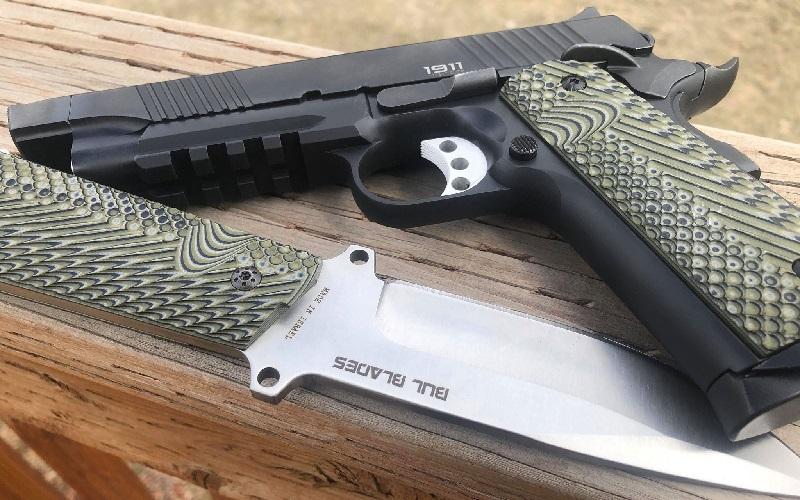 BUL Armory 1911 Knife