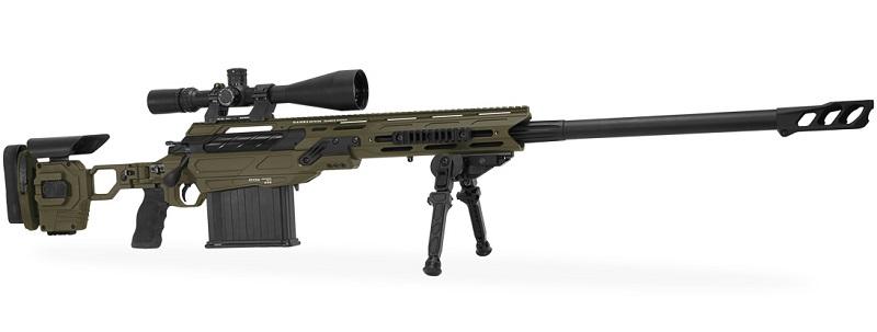 .50 BMG Rifle