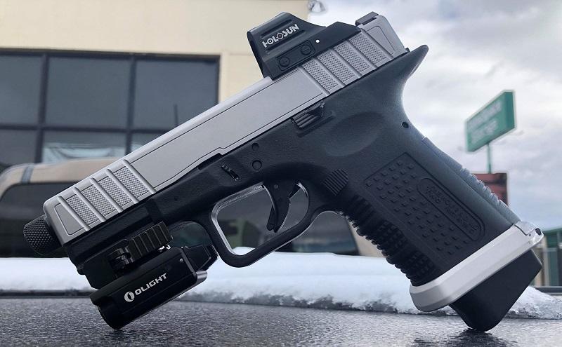 Custom Glock 19 Thumbnail