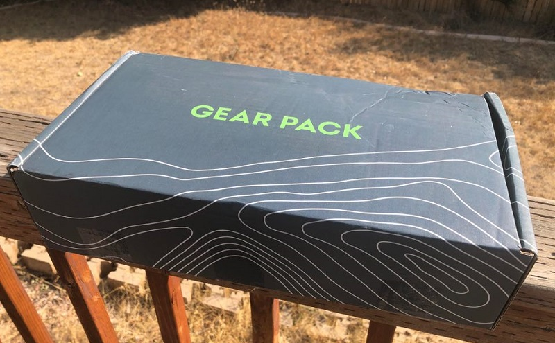 Gear Pack Jungle Box