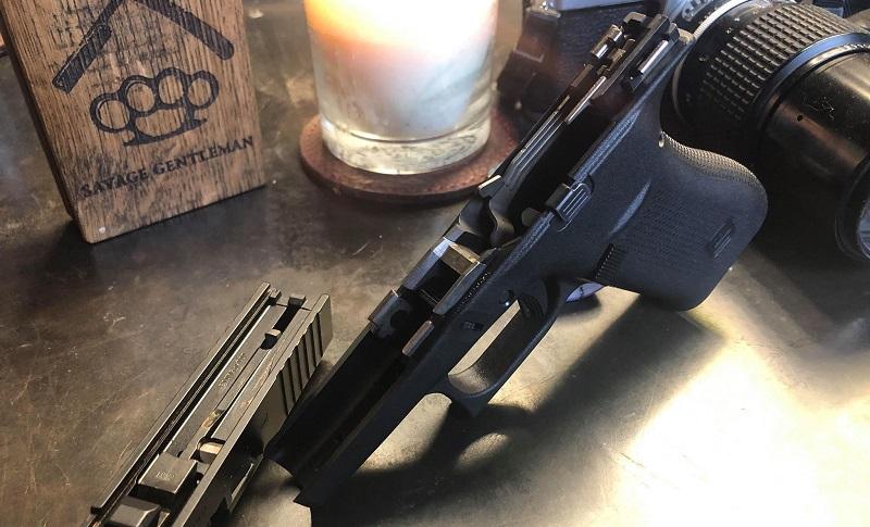 Glock 48 Frame