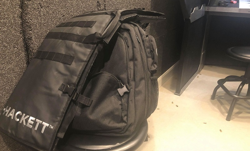 Hackett Equipment Bags