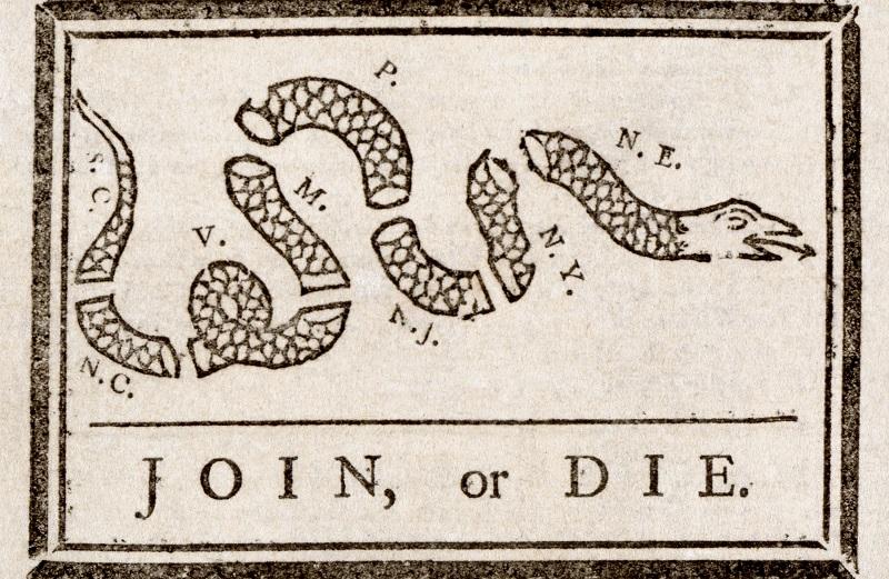Militia Join or Die