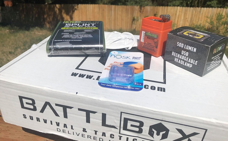 Mission 64 Basic Box