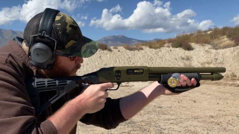 Mossberg Shockwave Not a Shotgun