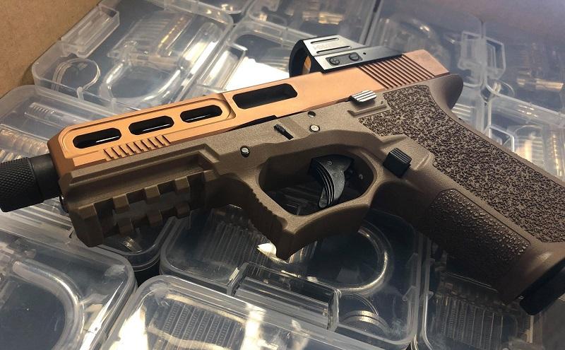 Polymer80 Glock 19 Thumbnail