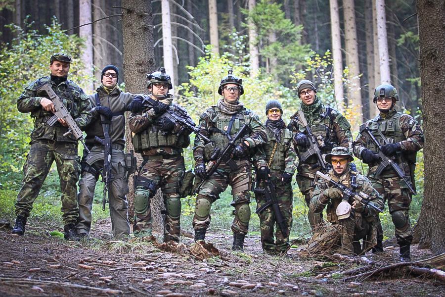 Present Day Militia