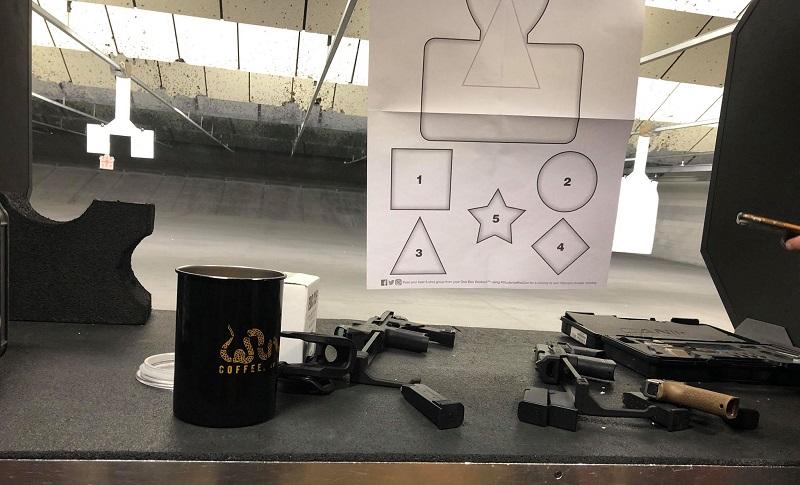 TNT Guns and Range 25-yard Range
