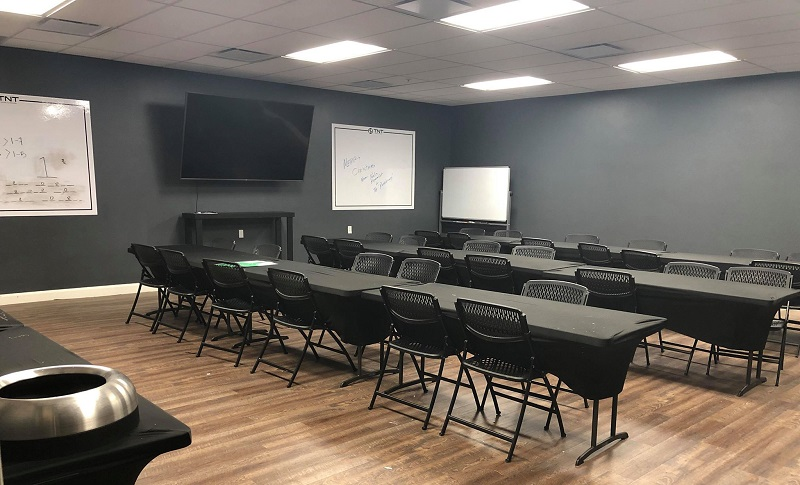 TNT Guns and Range Conference Room