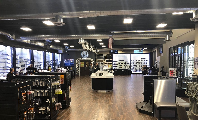 TNT Guns and Range Shop